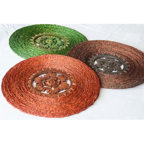 Wooden Dish Mat (Small)