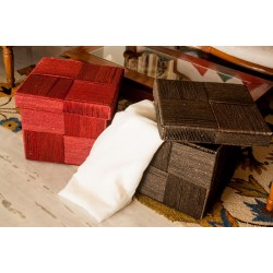 Square stool cum Storage Box