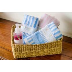 Towel tray
