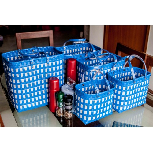 Baskets set of 5 pcs