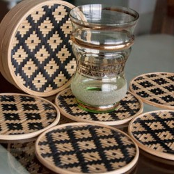Fancy Coasters