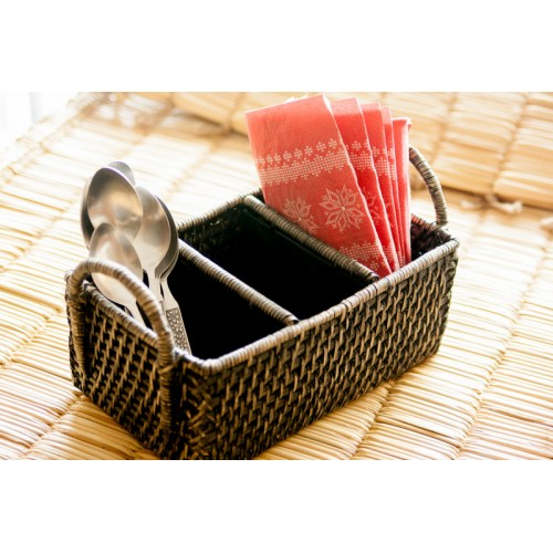 Cutlery Napkin stacker