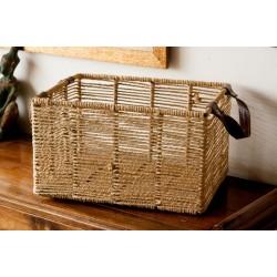 Natural Square Basket