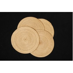 Golden Grass Place Mats