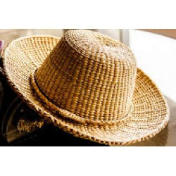 Gentleman Hat - Aquatic Grass