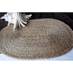 Oval Floor Mat