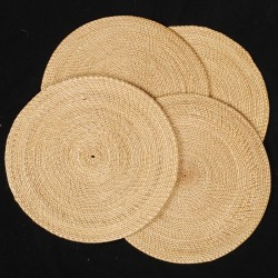 Golden Grass Dining Mat (1)