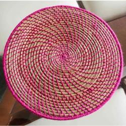 Spiral Weave Dining Mat (1)
